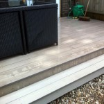 Composite Decking. Enfield