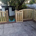 Decorative Fencing & Bespoke Gates. East Barnet