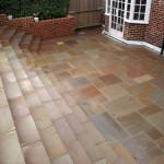 Large Step System & Patio. Hampstead Garden Suburb (8)