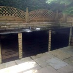 Outdoor Kitchen. Colney Heath (2)