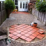 Paving, Pergola & Summerhouse. Finchley (2)