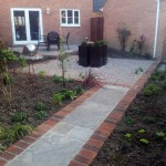 Paving, Planting & Water Feature. Tring (3)