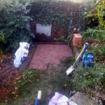 Reclaimed Brick Paved Area. New Barnet (2)
