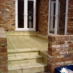 Soft Wood Decking. Cricklewood (2)