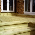 Soft Wood Decking. Cricklewood (3)