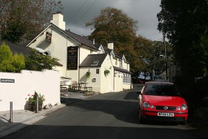 Pub near Boyton Farmhouse B and B Tavistock