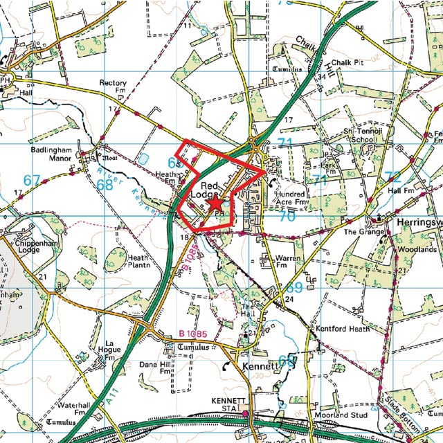 Where Is Breckland: The Breckland Society