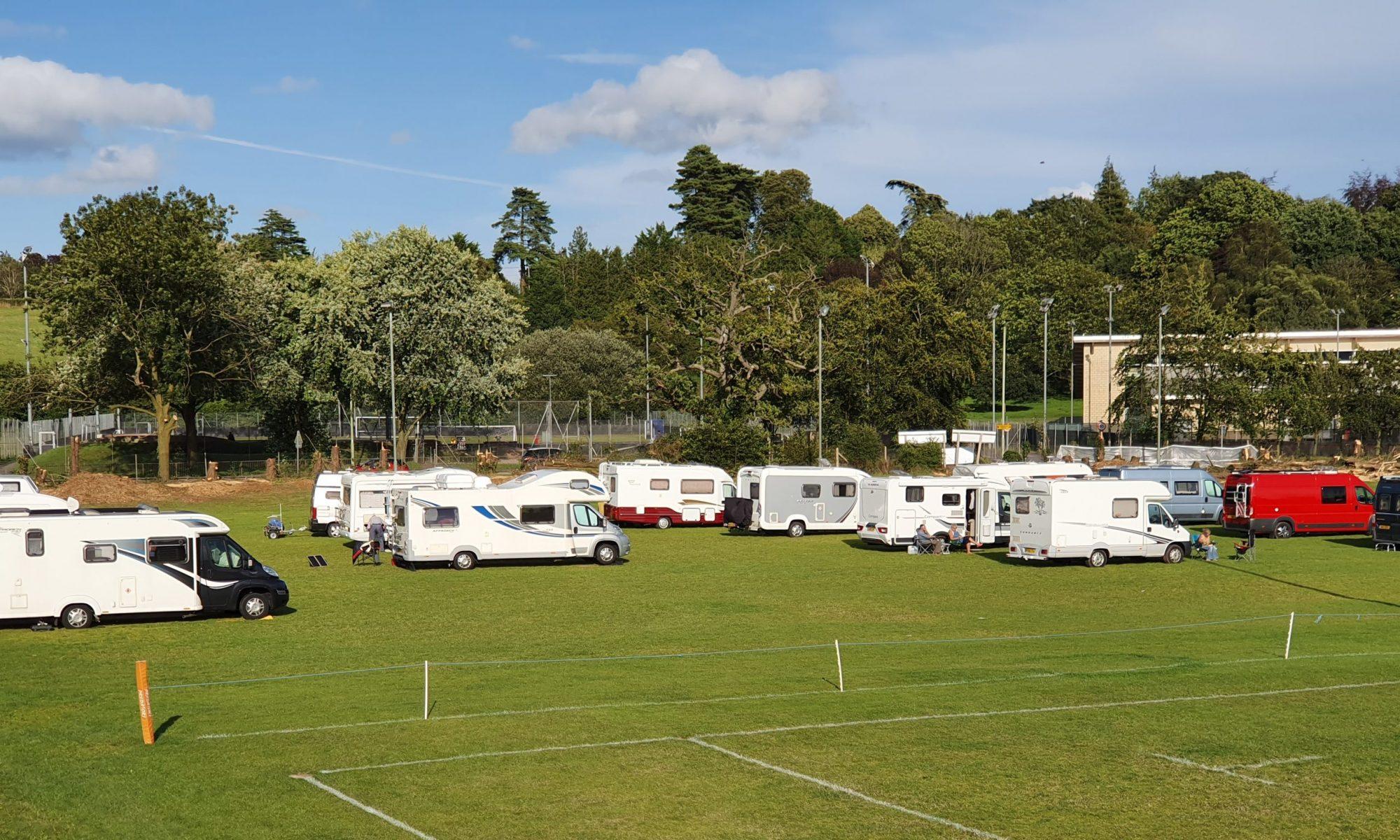 Devon and Cornwall Motor Caravan Section