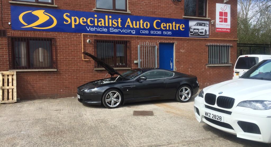 About Specialist Auto Centre